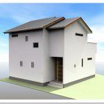 Simple Modern Gable 「和テイストの家」